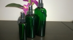 Essential Oil & Carrier Oil Spray Bottles (Pumps included)
